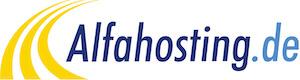 Alfahosting Gutscheincode Logo