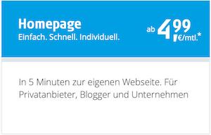 Alfahosting Gutschein für Homepages