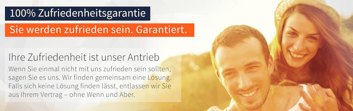 webgo Gutscheincode Zufriedenheitsgarantie